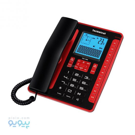 تلفن تکنیکال مدل TEC-1089