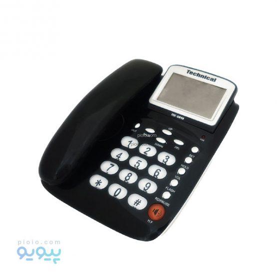 تلفن تکنیکال مدل TEC-5848