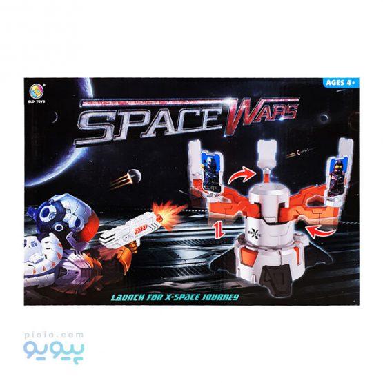 اسباب بازی تیراندازی Space Wars