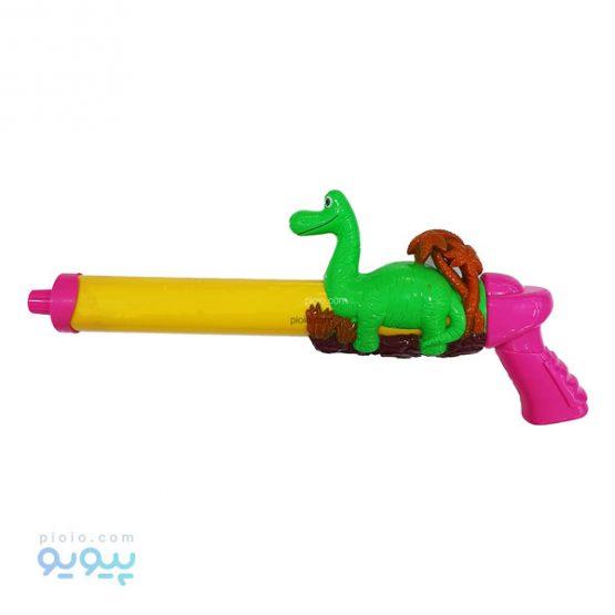 تفنگ آب پاش میله ای مدل دایناسور YT535C