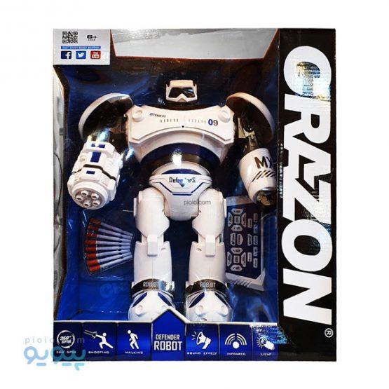 ربات کنترلی Crazon مدل تیرانداز