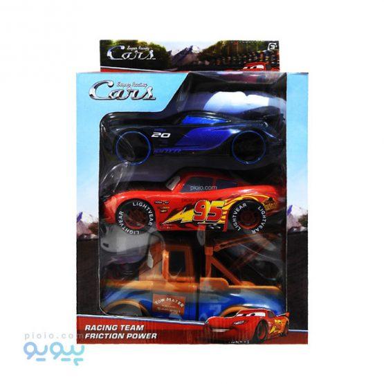اسباب بازی ماشین مک کویین CARS