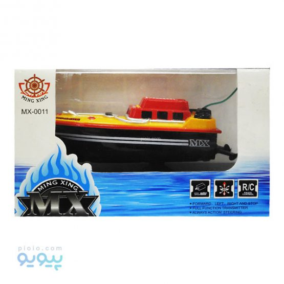 قایق کنترلی مدل mx-0011