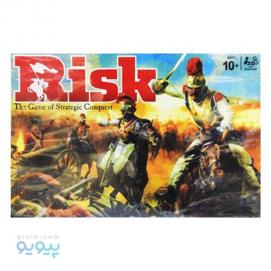 بازی فکری ریسک RISK