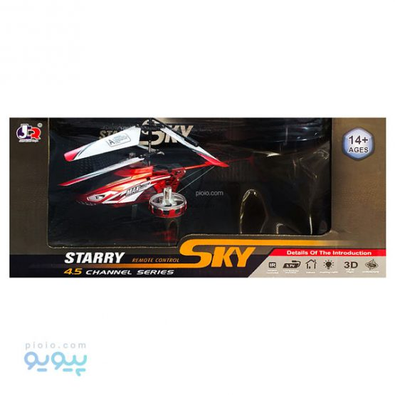 هلیکوپتر کنترلی مدل starry sky