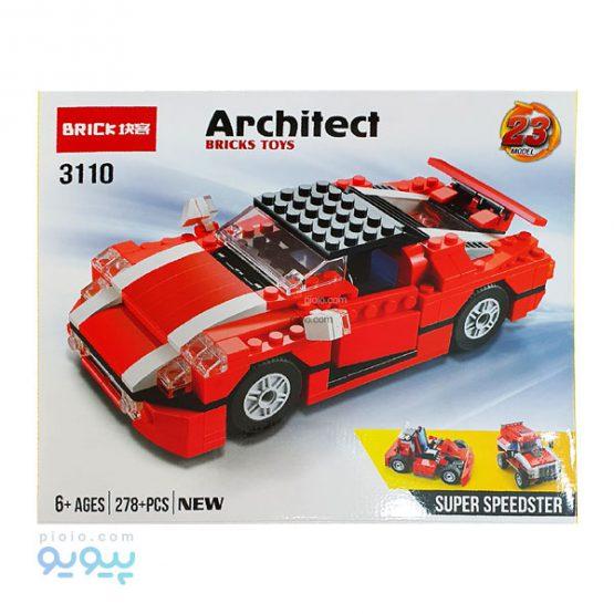 لگو Architect ماشین مدل 3110