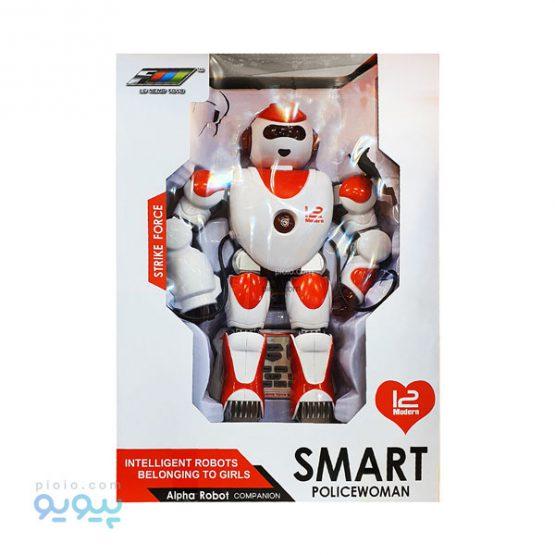 ربات کنترلی Smart PoliceWoman