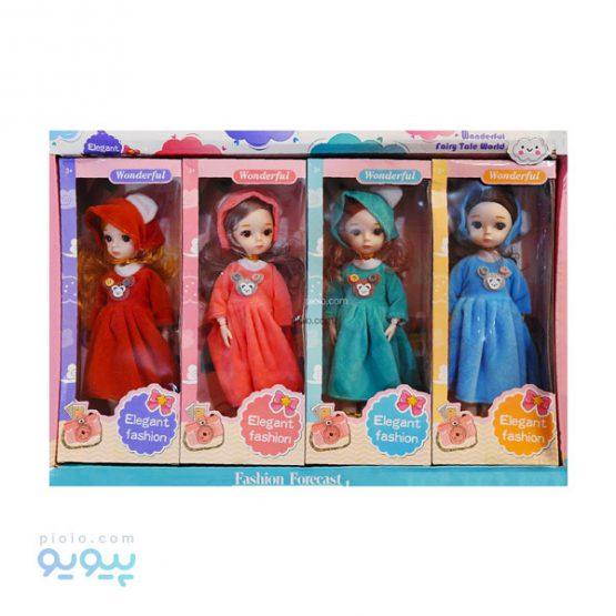 عروسک دختر Elegant fashion