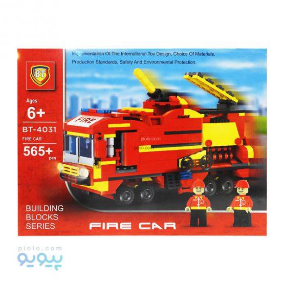 لگو ماشین آتشنشانی BT_4031