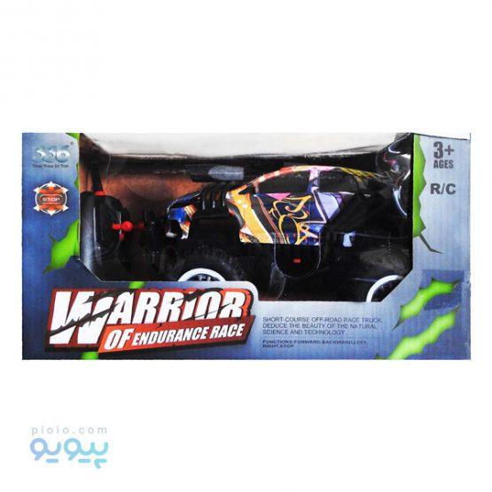 ماشین بازی کنترلی Warrior کد 336.76 K
