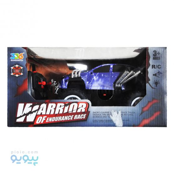 ماشین بازی کنترلی Warrior کد336