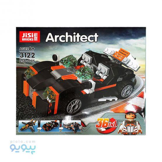 لگو دکول مدل 3122 Architect
