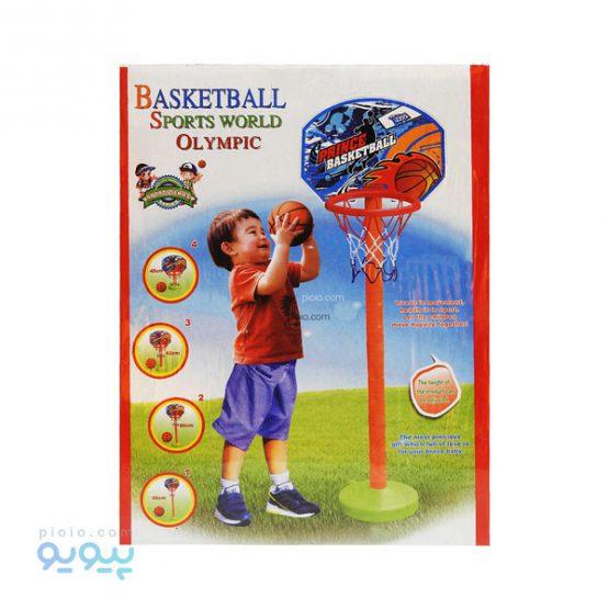 بسکتبال پایه دار المپیک مدل 79/70