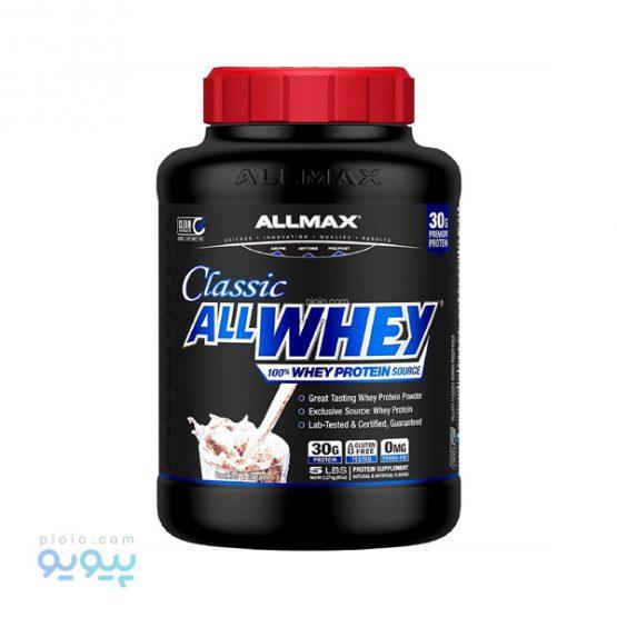 پروتئین ALLMAX AllWhey Classic