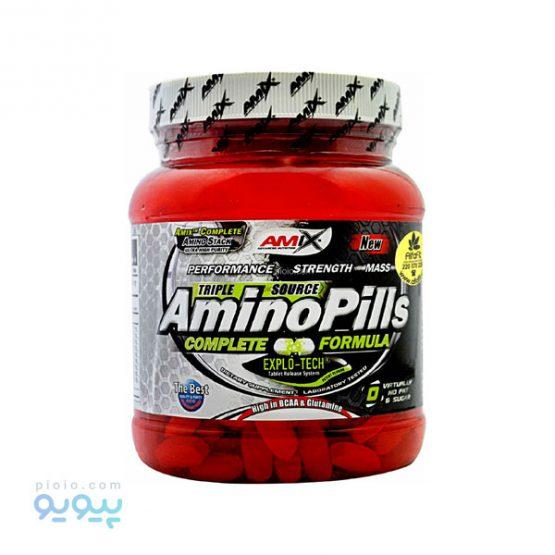 قرص آمینو مکمل غذایی AMIX-AMINOPILLS