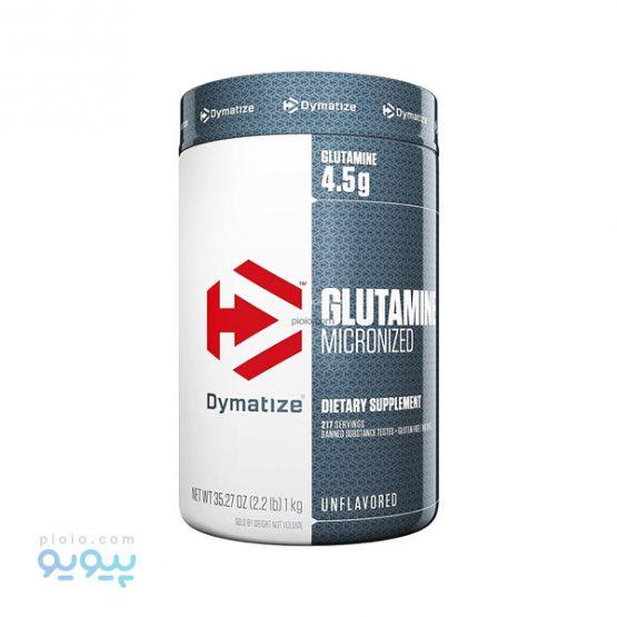 گلوتامین میکرونیزه شده DYMATIZE