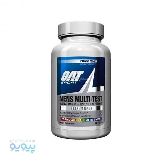 مولتی ویتامینGAT-MENS-MULTI+TEST