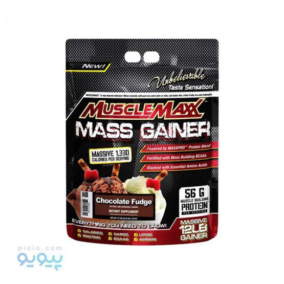 گینر ماسل مکس MUSCLE-MAXX-MASS