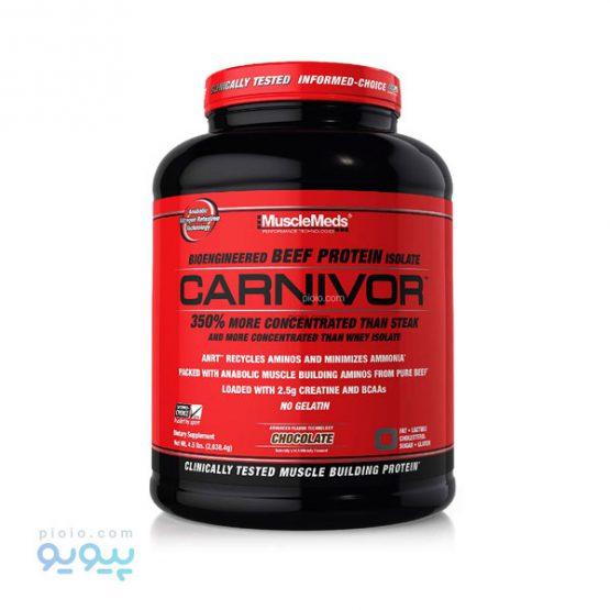 پروتئین ایزوله Carnivor Musclemeds