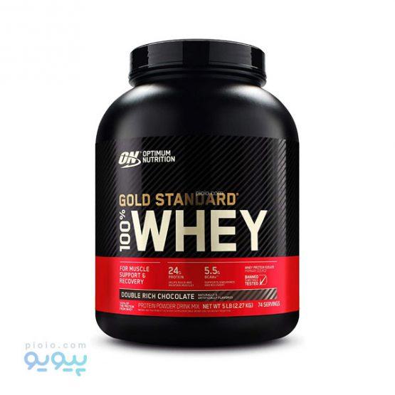 پروتئین وی گلد استاندارد Optimum Nutrition