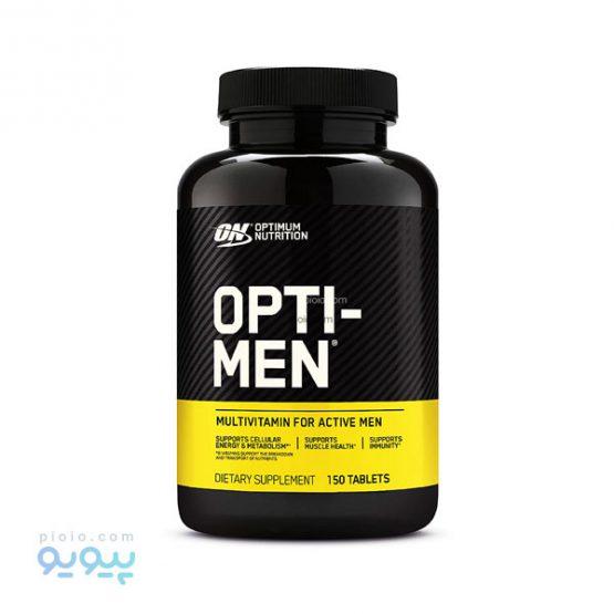 قرص مولتی ویتامین OPTI MEN