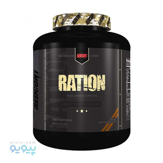 پروتئین وی REDCON1 RATION