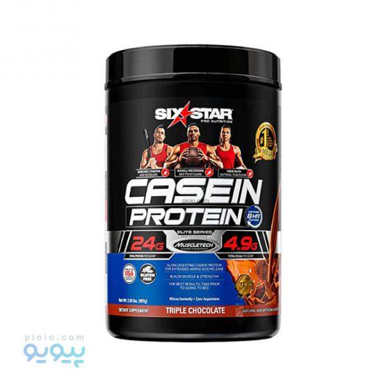 پروتئین کازئین SIXSTAR