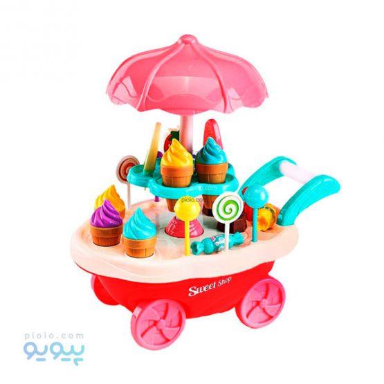 اسباب بازی مدل بستنی فروشی