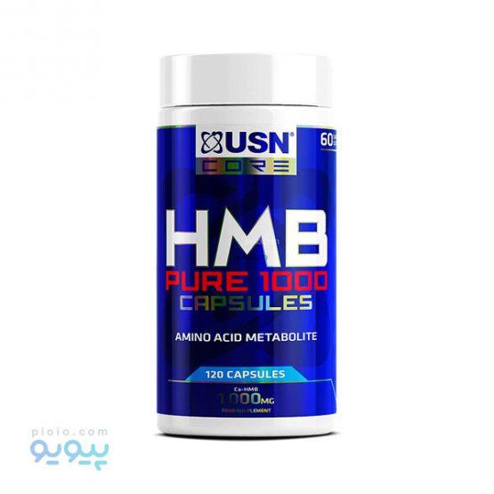 کپسول آمینو اسید HMB Pure 1000 USN