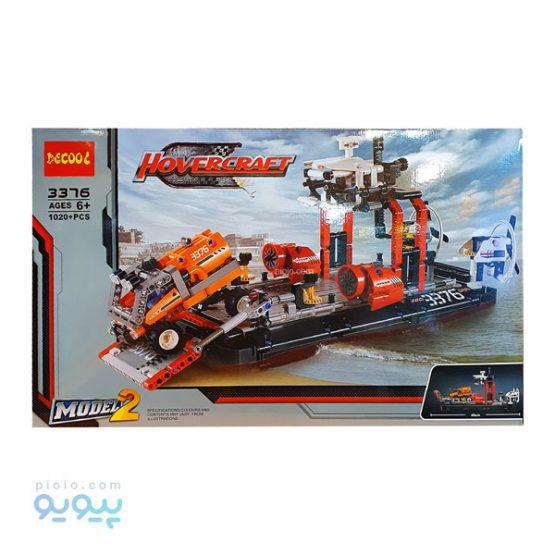 لگو ساختنی مدل کشتی کد 3376