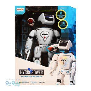 ربات کنترلی مدل Hydro Electric Hybrid