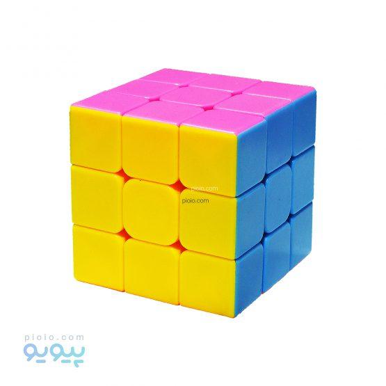 مکعب روبیک خودرنگ magic