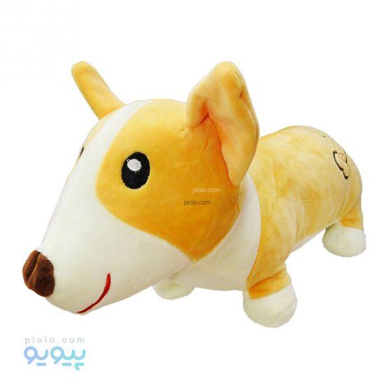 عروسک سگ نانو پاپی خردلی
