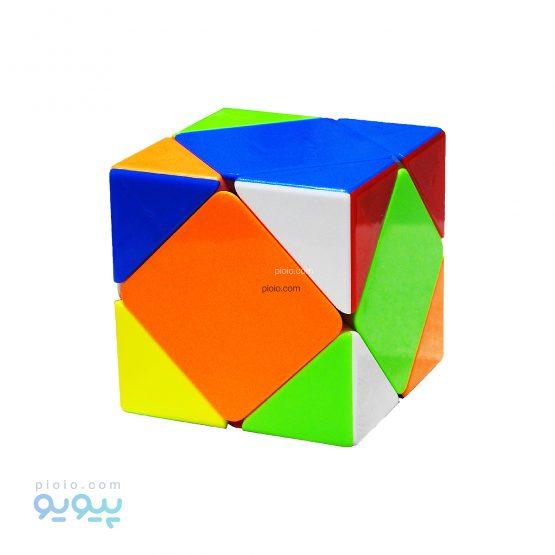 مکعب روبیک اسکوبی رنگارنگ
