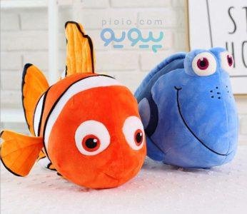 عروسک ماهی کیوت