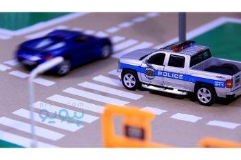 خرید اینترنتی انواع ماشین پلیس در مشهد