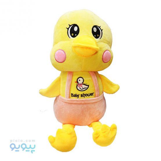 عروسک اردک زرد baby shower بغلی