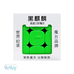 مکعب روبیک چینی 3x3 باابعاد 5 سانتی