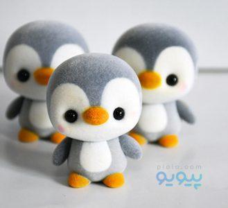 عروسک پنگوئن