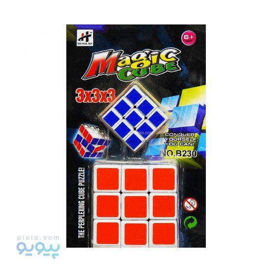 مکعب روبیک دوعددی MAGIC CUBE B230
