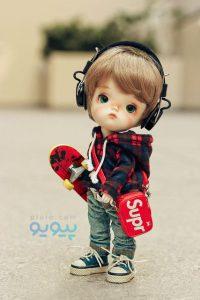 عروسک پسر کیوت