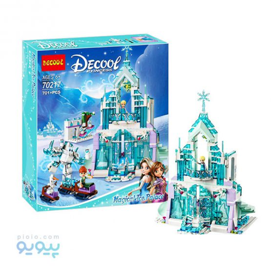 لگو ساختنی DECOOL PYINCESS کد 70217
