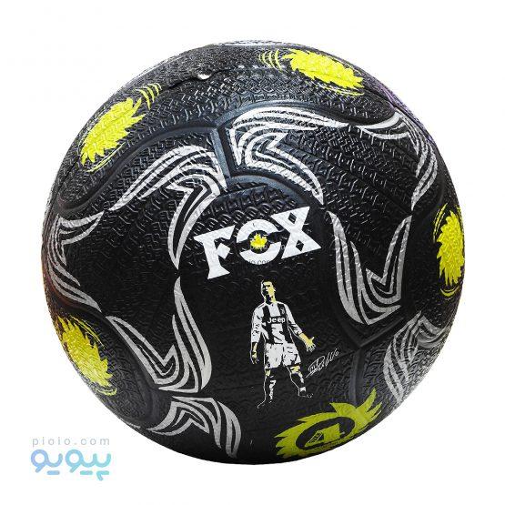 توپ فوتبال لاستیکی فوکس رونالدو FOX4