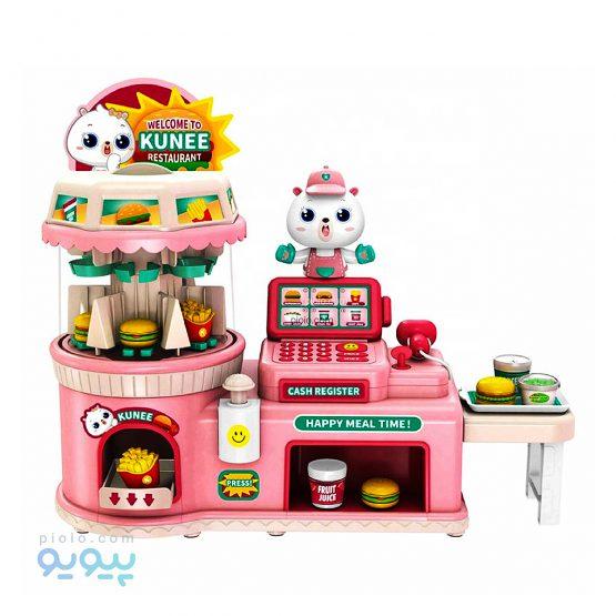 اسباب بازی رستوران خرگوشی کد WS5366.1