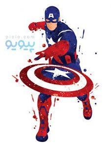کاپیتان آمریکا ( Captain America )