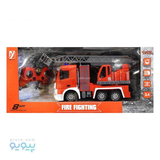 ماشین کنترلی شارژی آتش نشانی NO.8863-101