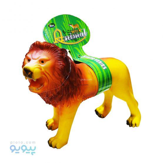 فیگور شیر جنگل animal world