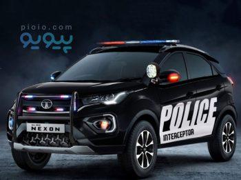 خرید اینترنتی ماشین فلزی پلیس اسباب بازی