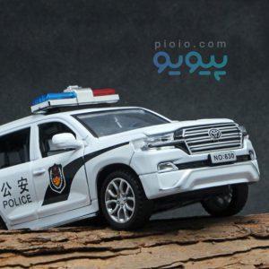خرید اینترنتی ماکت ماشین پلیس فلزی