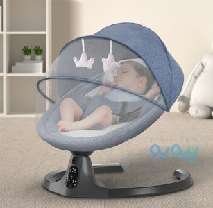 خرید تاب برقی نوزاد به صورت آنلاین